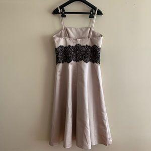 DaVinci Bridal Dresses - Convertible DaVinci Bridal Gown with Lace Waist